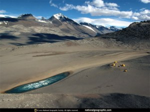 Antarctica's Dry Valleys