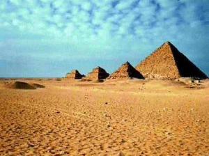 Piramida di Afrika Utara