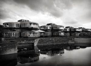 Kota Hantu San Zhi Berubah Jadi 'Kota Hantu'