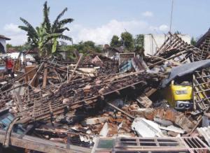 foto ilustrasi bencana alam