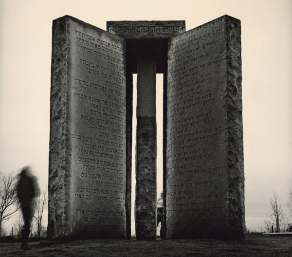 Monumental Instructions for the Post-Apocalypse
