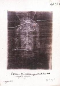 Kain Kafan dari Turin