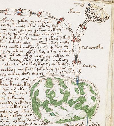 Voynich M Cript Book