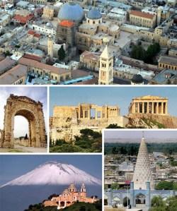 10 kota kuno yang masih berpenghuni hingga kini