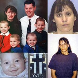 Andrea Yates membunuh kelima anaknya