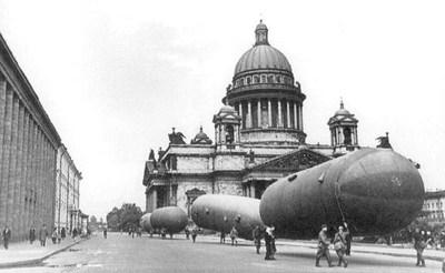 Pengepungan Leningrad yang menimbulkan korban 1,5 juta jiwa