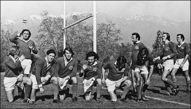 Tim Rugby yang naas