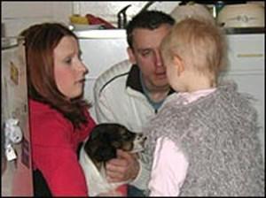Patrick-Susan dan anak-anak mereka